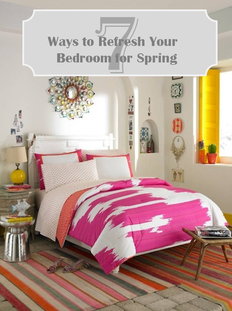 Awe Inspiring 7 Ways To Refresh Your Bedroom For Spring For Less Than 200 Evergreenethics Interior Chair Design Evergreenethicsorg