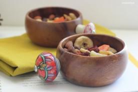 DIY Nut Bowls