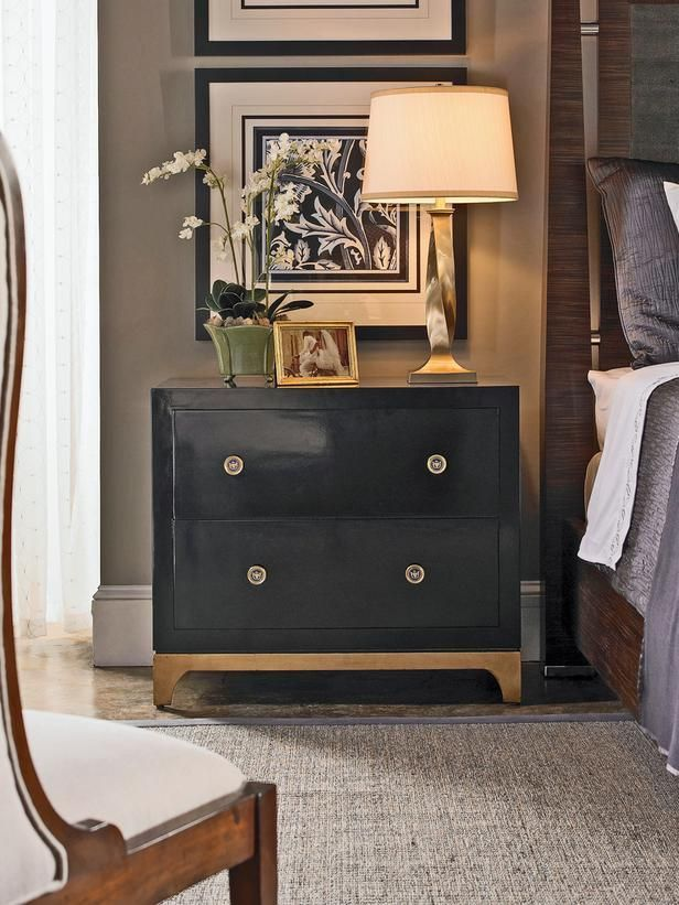 Painted Nightstands Confettistyle