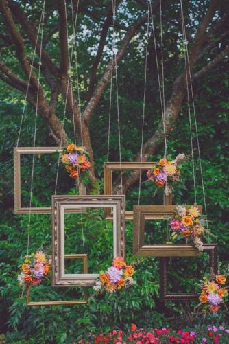 Garden Party Decor--Frames