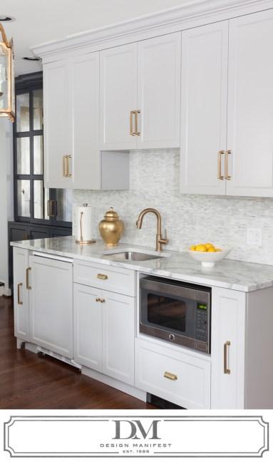 Kitchen Renovation--Design Manifest