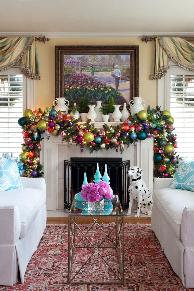 Decorate Your Mantel For Christmas: Tips & Techniques ...
