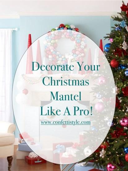 decorating your mantel for christmas001jpeg001jpeg001 - Decorating Your Mantel For Christmas