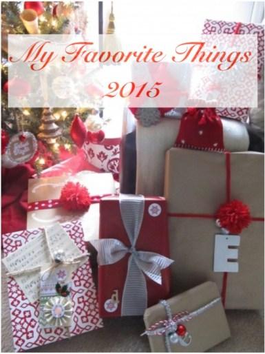 Favorite Things 2015.002