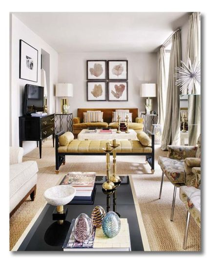 Narrow Living Room Solutions: Design Chat--Space Planning & Decorating A Narrow Room