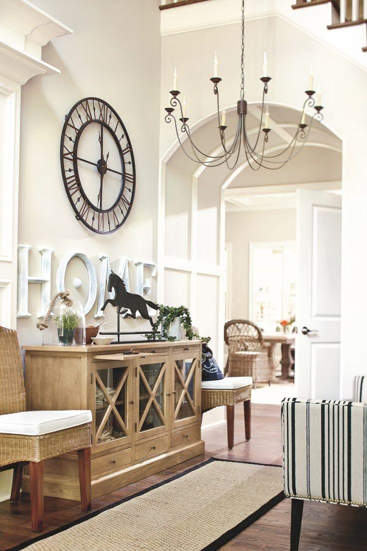 Product + Inspiration: Oversized Clocks   ConfettiStyle