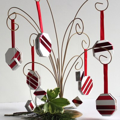 Use What You Have Holiday Decor