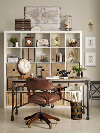 Office storage--masculine