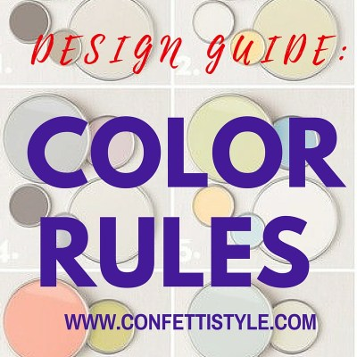 Design Guide: Color Rules