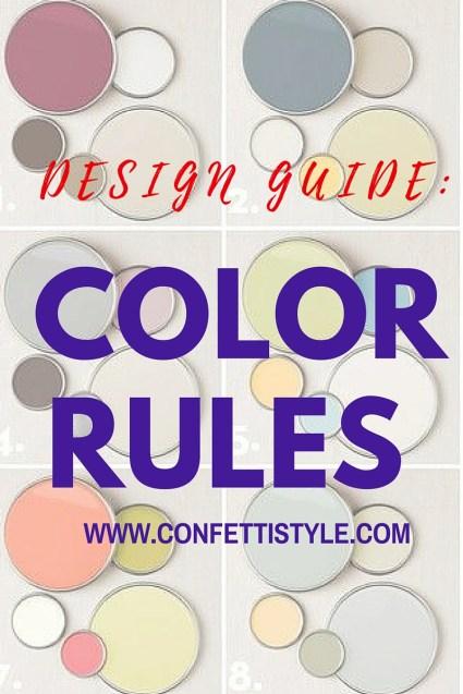 DESIGN GUIDES--Design Rules-- Color