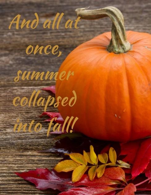 October Inspiration Notebook