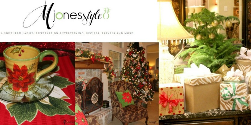 Merry & Bright Holiday Home Highlight Reel--M. Jones Style