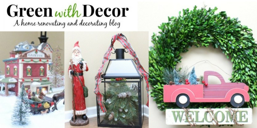 Merry & Bright Holiday Home Highlight Reel--Green With Decor