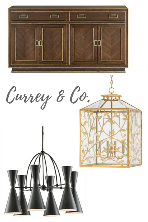 Currey and Company from Atlanta Gift and Furniture Market--Jan. 2017