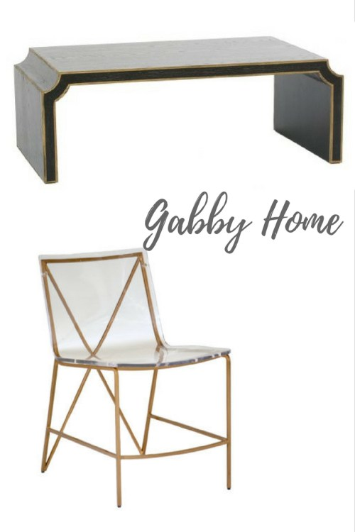 Gabby Home from Atlanta Gift and Furniture Market--Jan. 2017