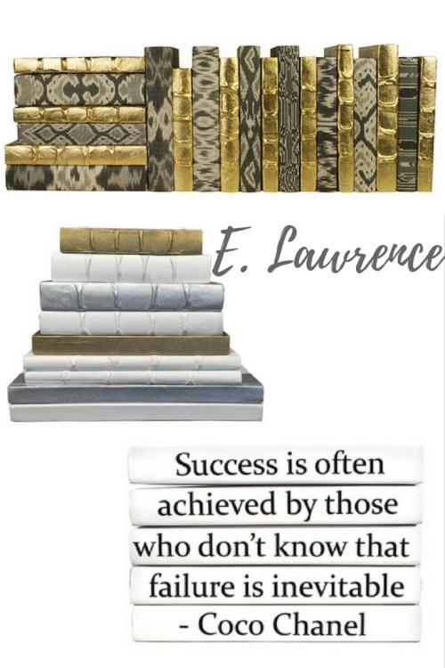 E. Lawrence Books from Atlanta Gift and Furniture Market--Jan. 2017