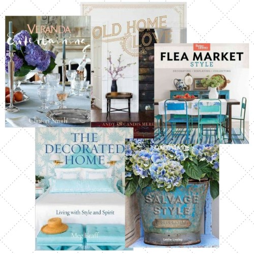 New Entertaining and Design Books for 2017