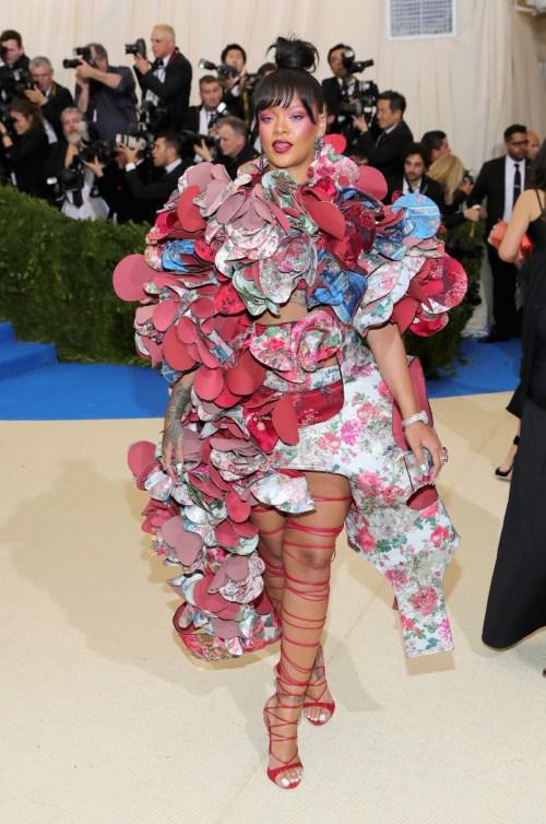 2017 Met Gala Fashions