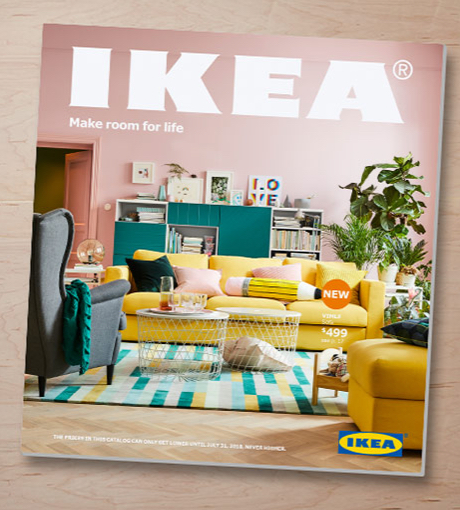 11 Favorites From The New Ikea Catalog