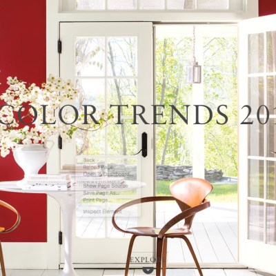 Caliente-Benjamin Moore 2018 Color Of The Year