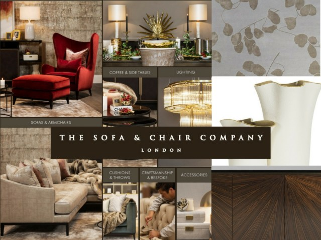 Style and Design--Profiling The Sofa & Chair Company by ConfettiStyle