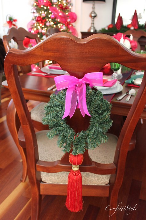 Christmas Decor by ConfettiStyle--Merry & Bright Holiday Home Tour