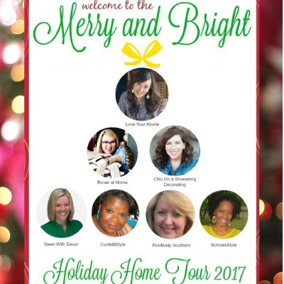 Merry & Bright Holiday Home Tour–Part 2