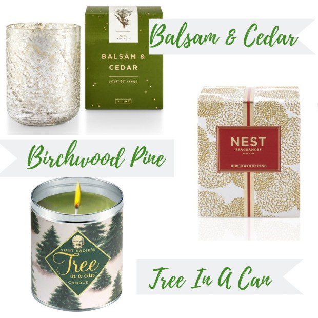 Best Christmas Candles 2018.The Best Christmas Tree Scented Candles Confettistyle