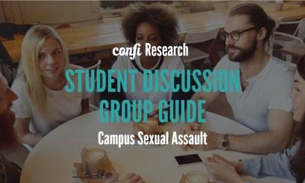 Student Group Conversation Guide Sexual Assault
