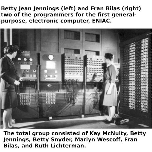 ENIAC-Programmers