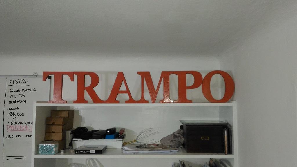 Logo Agência Trampo