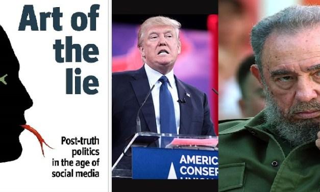#0020 – Voltando a Ativa, Pós-Verdade, Bolha Social, Trump e Fidel