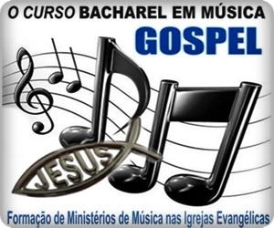 Cursos Online Bacharel em Música Gospel