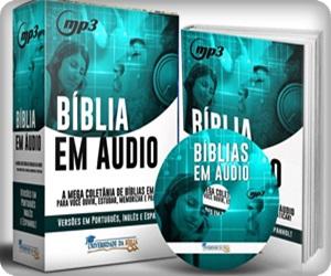 Cursos Online Kit Bíblias em Áudio! (Português, Inglês, Espanhol, Hebraico e Grego )