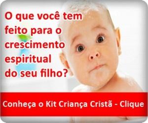 Kit Criança Cristã