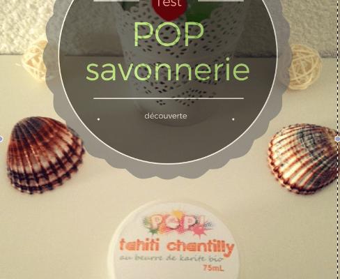 pop savonnerie