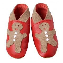chaussons-cuir-bebe-souple-rouge-biscuit