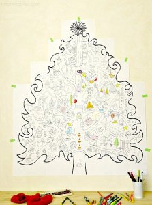 christmas-coloring-pages-giant-tree