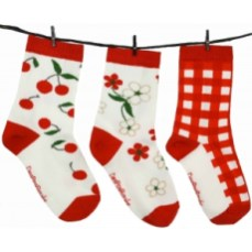 chaussettes-depareillees-cerise