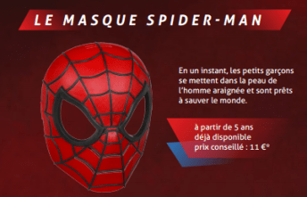 masque_spiderman