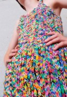 rainbow-loom-robe