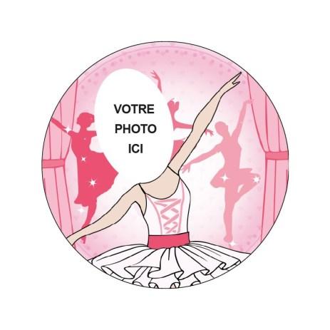 disque-a-personnaliser-danseuse