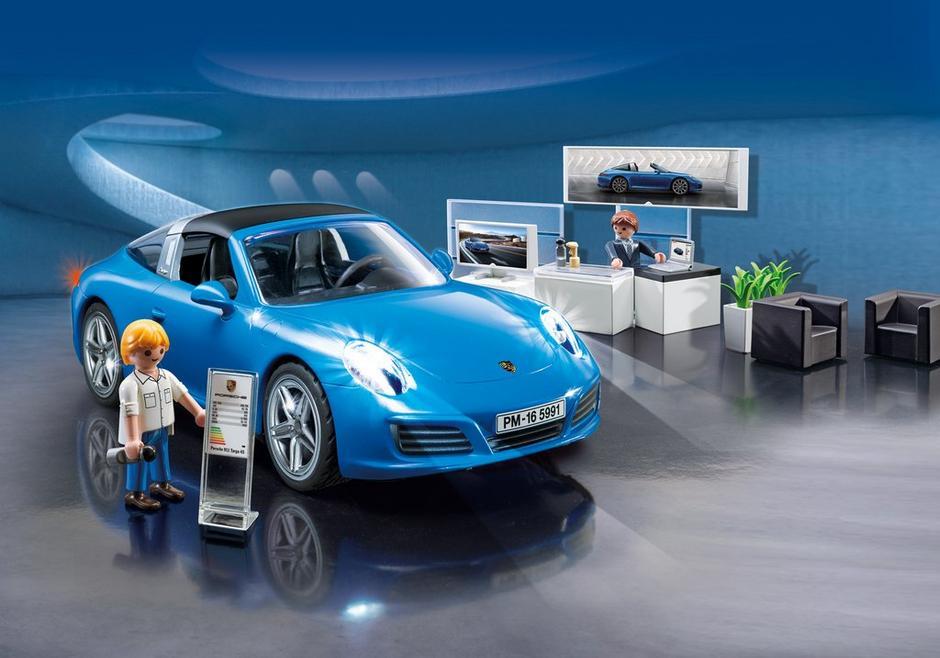 Porsche 911 Targa 4S - Playmobil