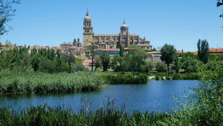 visiter Salamanque et Burgos