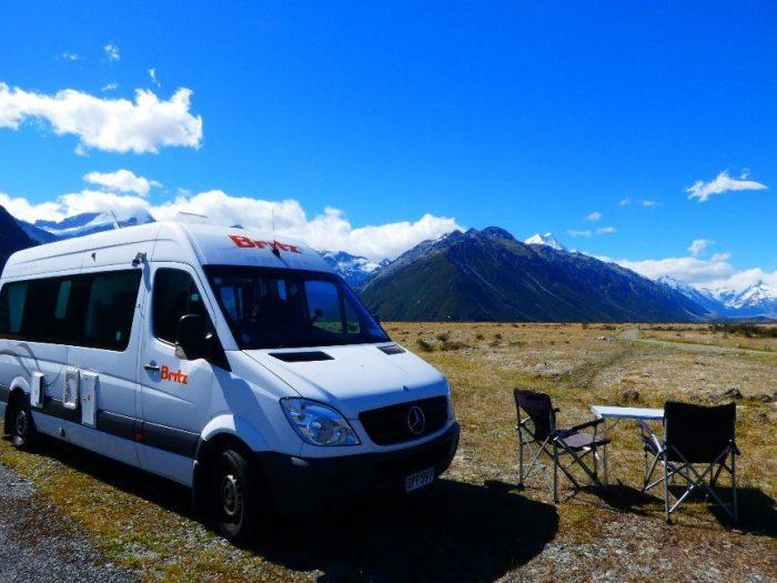 Louer un van en Nouvelle-Zélande (ou un camping-car) : notre superbe expérience