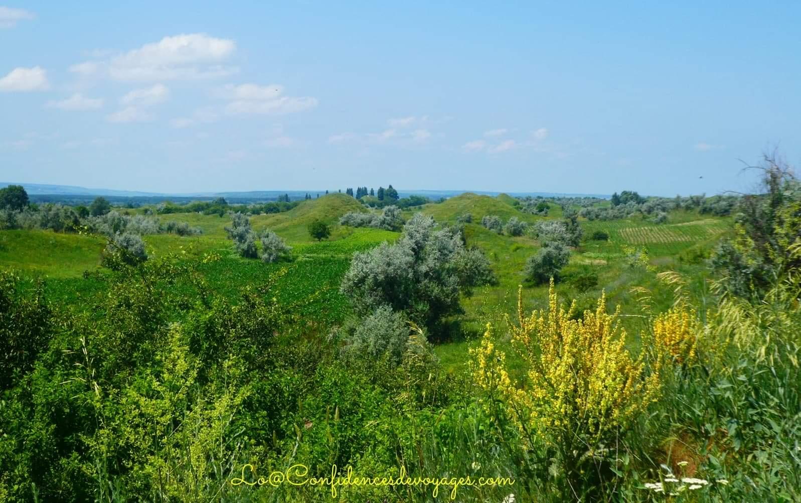 Le nord de la Moldavie