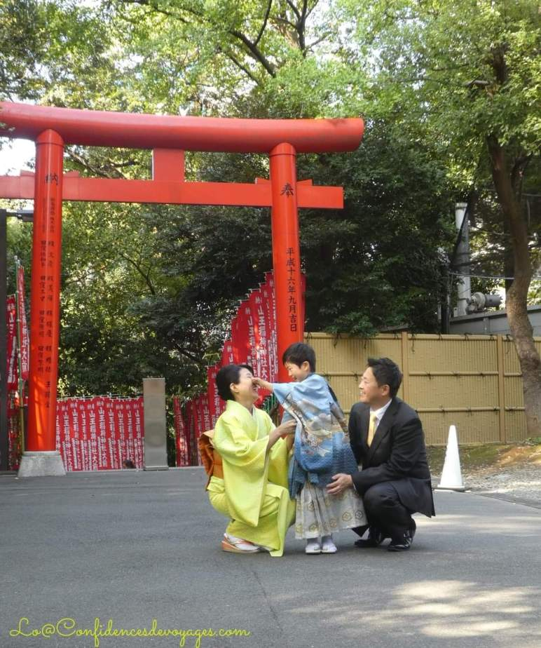 Visiter le japon