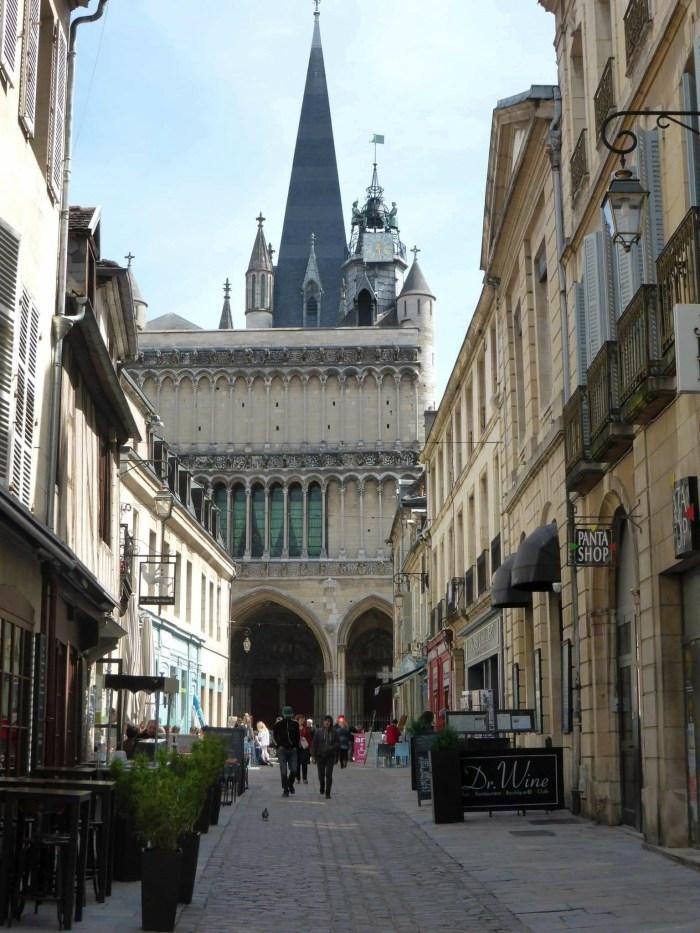 Un week-end à Dijon