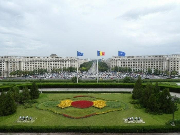3 jours à Bucarest