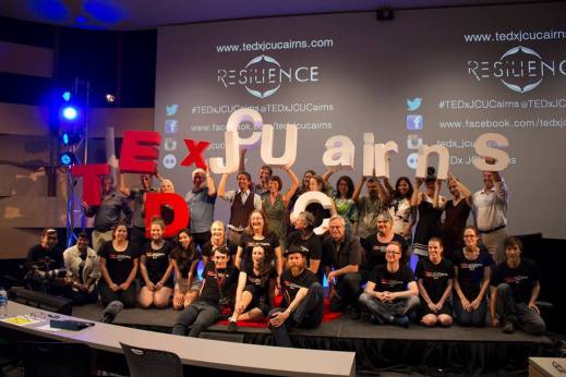 Tedx Cairns group
